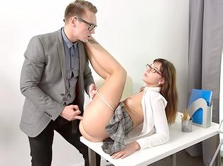 Teen Fucks Her Teacher
